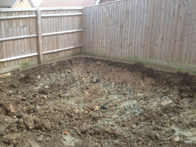 Garden-with-poor-drainage-Before