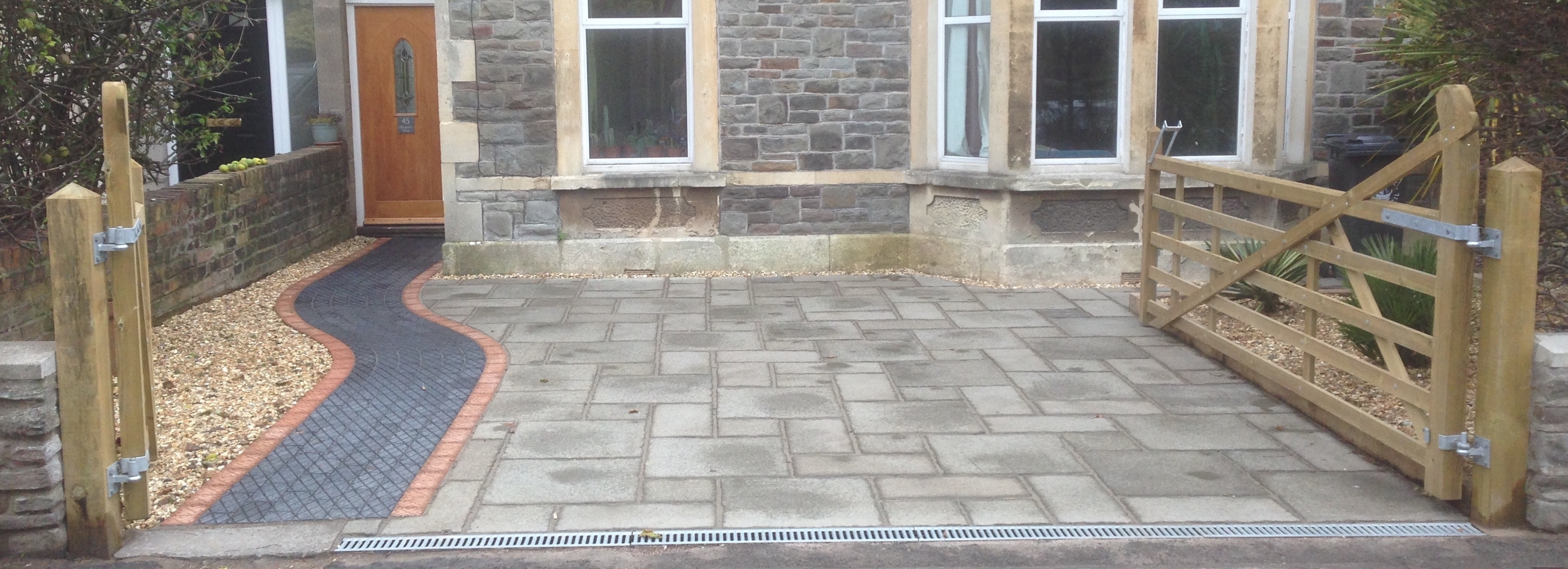 Root-landscaping-driveway-and-path